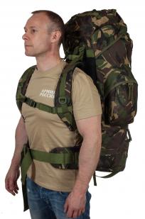 Эргономичный туристический рюкзак с рыбацкой нашивкой купить с доставкой