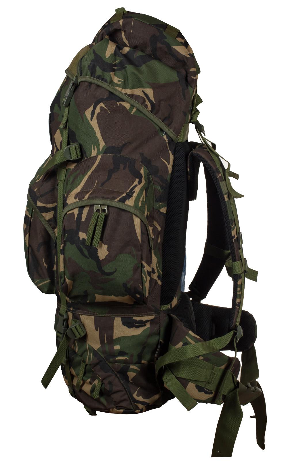 Эргономичный туристический рюкзак с рыбацкой нашивкой купить выгодно