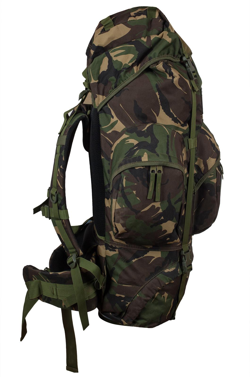 Эргономичный туристический рюкзак с рыбацкой нашивкой купить онлайн