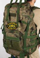 Эргономичный заплечный рюкзак с нашивкой Танковые Войска