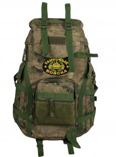 Эргономичный заплечный рюкзак с нашивкой Танковые Войска -купить онлайн