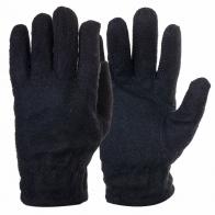 Фактурные мужские перчатки на флисе.