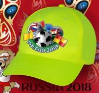 Фанатская бейсболка Россия-2018