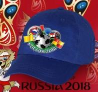 Фанатская кепка Россия-2018.