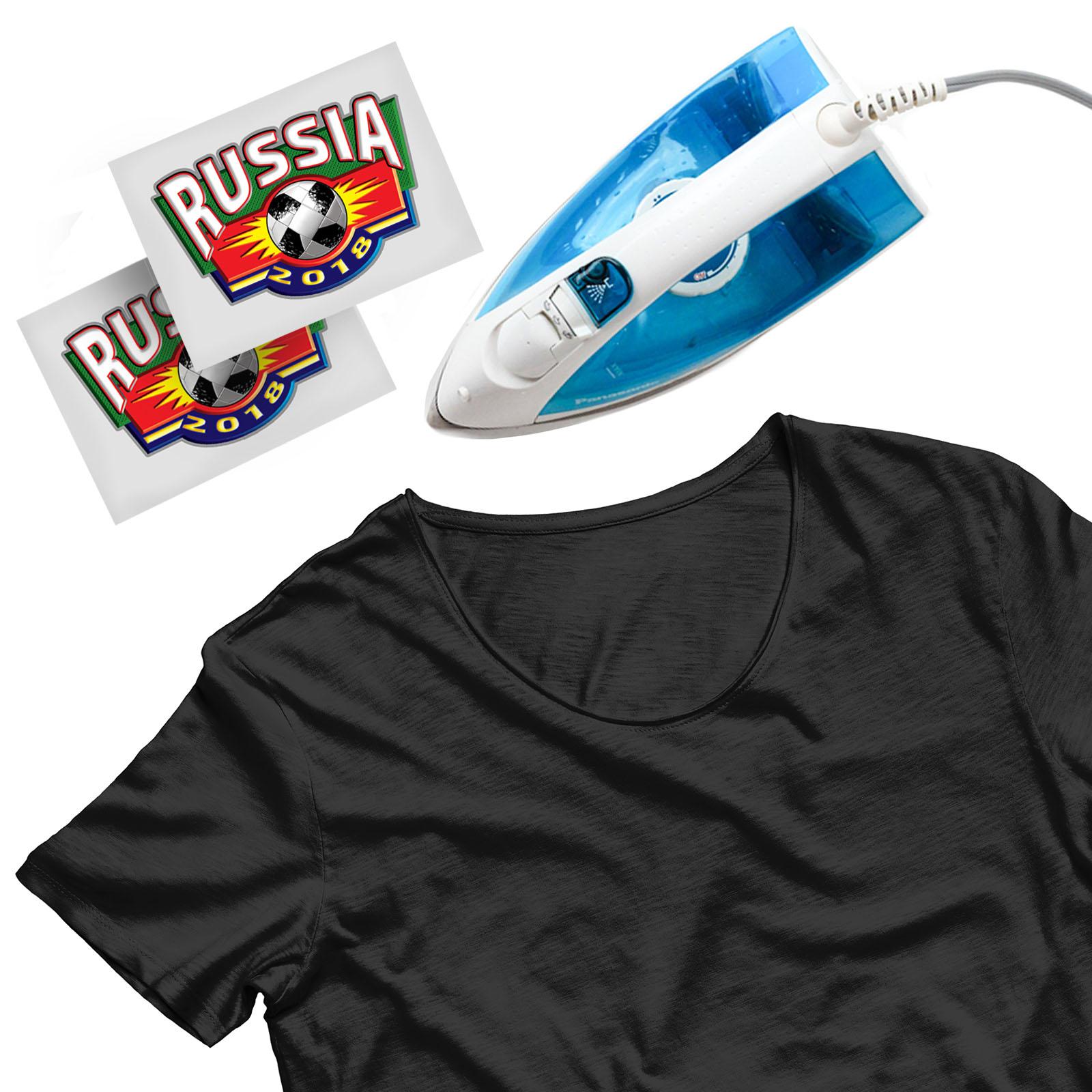 Фанатская картинка для сублимации Russia - купить с доставкой
