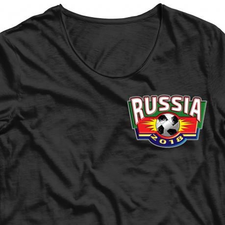 Фанатская картинка для сублимации Russia - купить онлайн