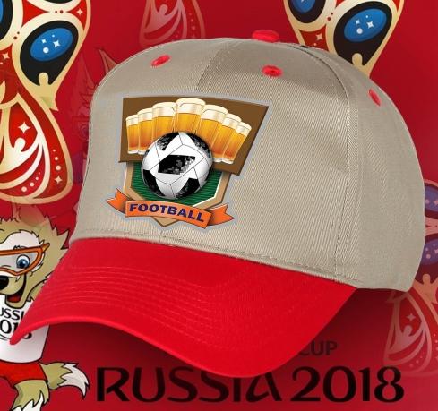 Фанатская кепка Football