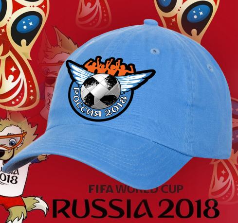 Фанская кепка Россия