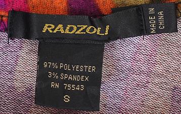 Фантазийное женское платье Radzoli.