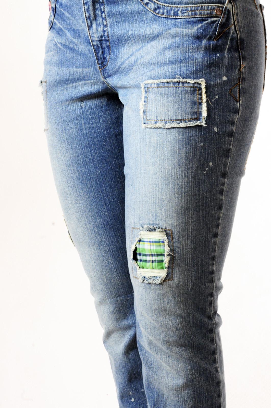 Феерические состаренные джинсы от Joe Browns® (Leeds, UK)