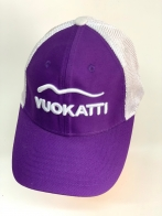 Фиолетовая летняя бейсболка Yuokatti с 3-D вышивкой