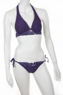 Фиолетовый купальник от Lascana.