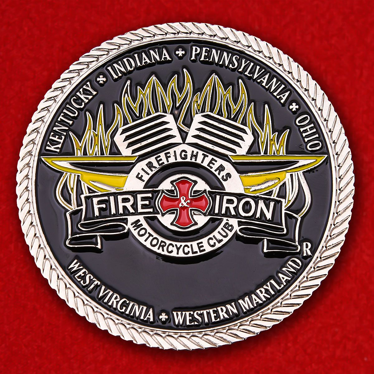 Fire & Iron Firefighter