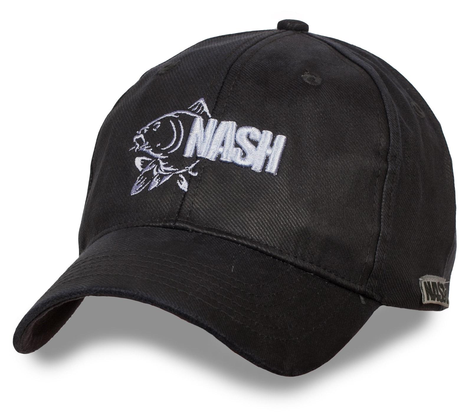 Фирменная бейсболка Nash