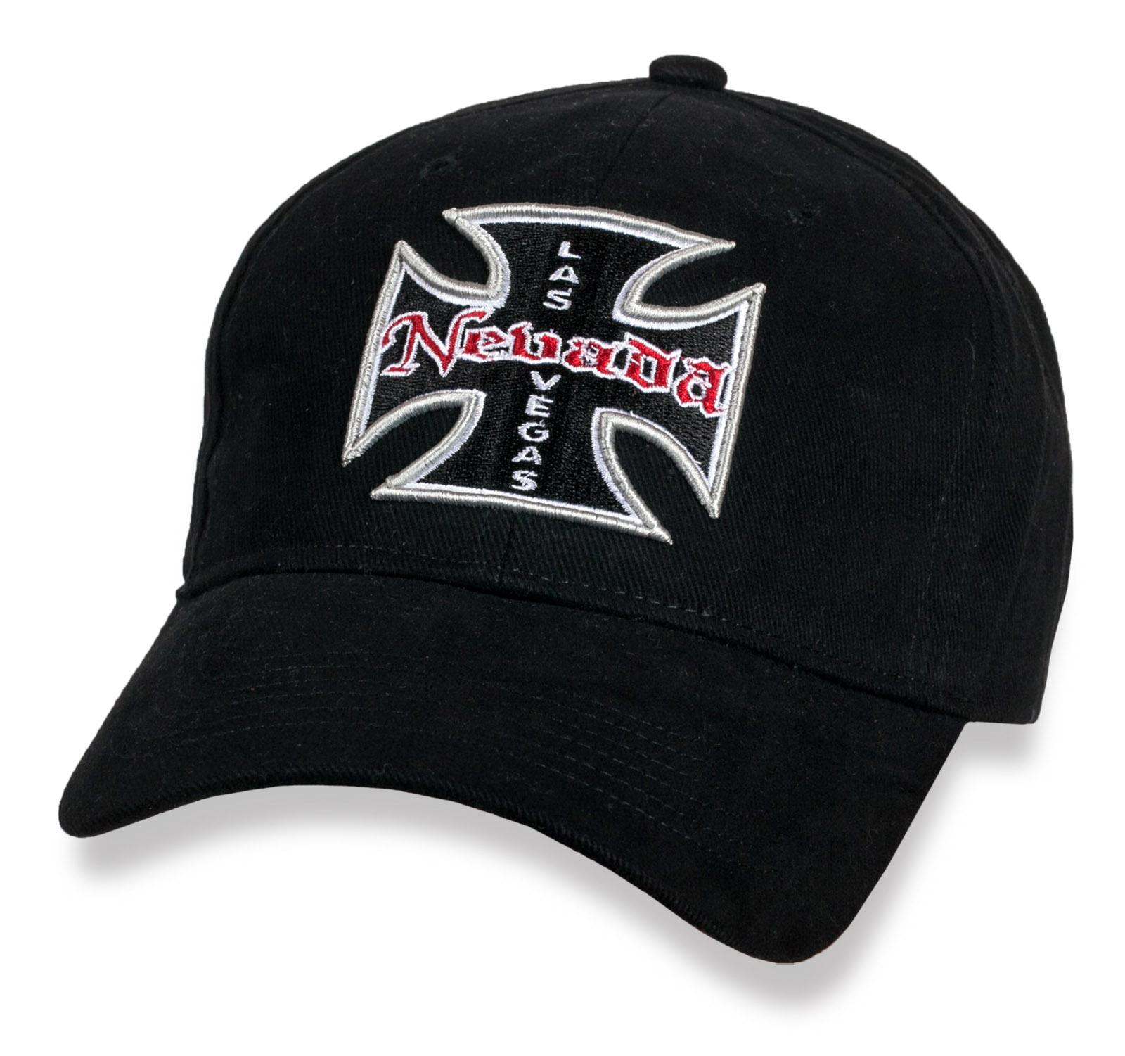 Фирменная бейсболка Nevada.
