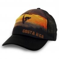 Фирменная бейсболка Costa Rica с тематическим рисунком