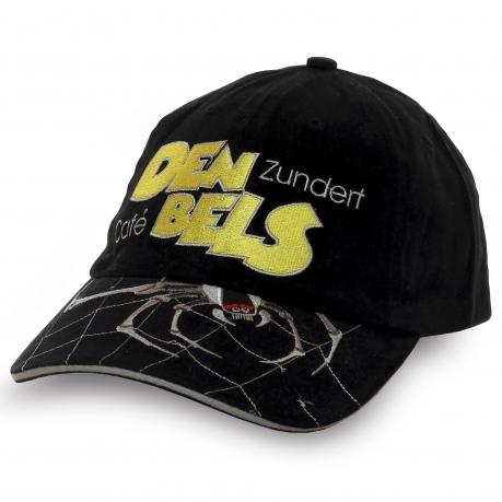 Фирменная бейсболка Den Bels. Стильная модель для парней с хорошим вкусом