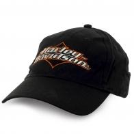 Фирменная бейсболка Harley Davidson. Натуральный хлопок, отличная цена