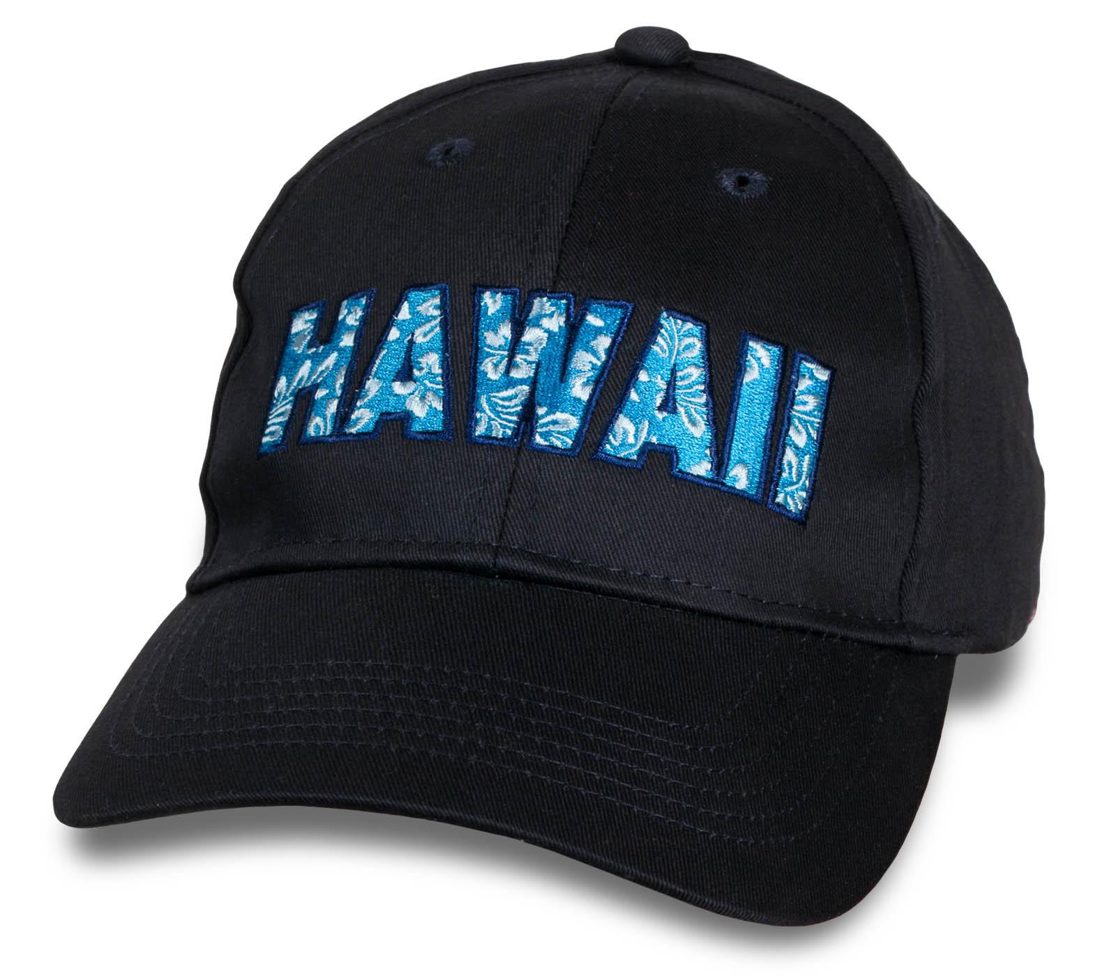 Фирменная бейсболка Hawaii.