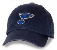 Фирменная бейсболка St. Louis Blues.