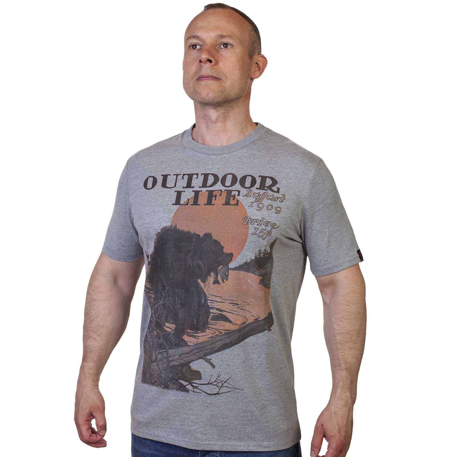 Купить в Москве мужскую футболку Guide Life