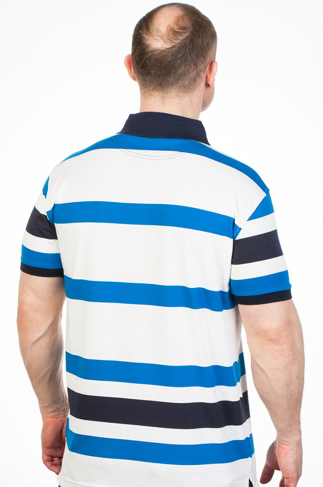 Фирменная футболка Поло по лучшей цене