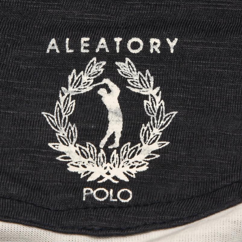 Фирменная футболка Поло - производитель (Aleatory, Бразилия)