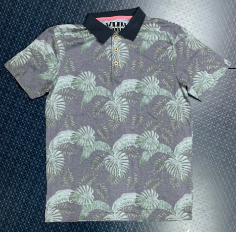 Фирменная футболка поло Max Youngmen