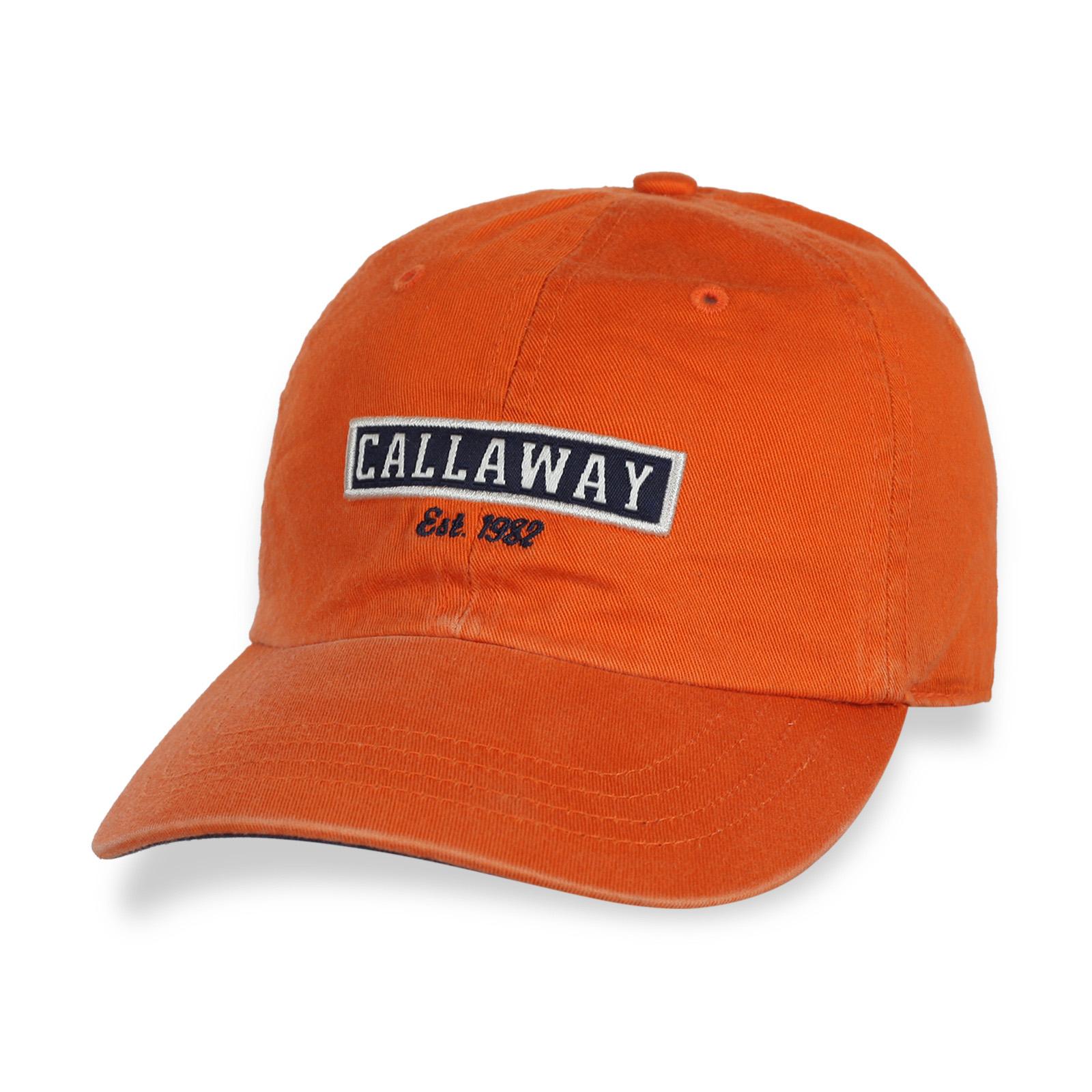 Фирменная кепка Gallaway.