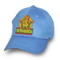 Фирменная кепка Погранвойска.