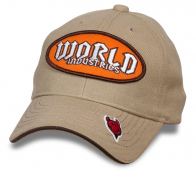 Фирменная кепка World Industries