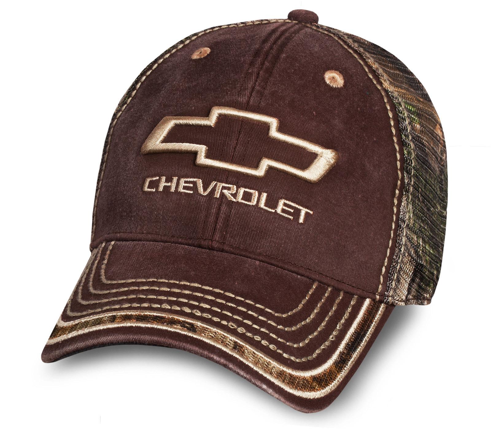 Фирменная мужская бейсболка Chevrolet