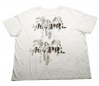Фирменная мужская футболка с оригинальным рисунком. Натуральный хлопок