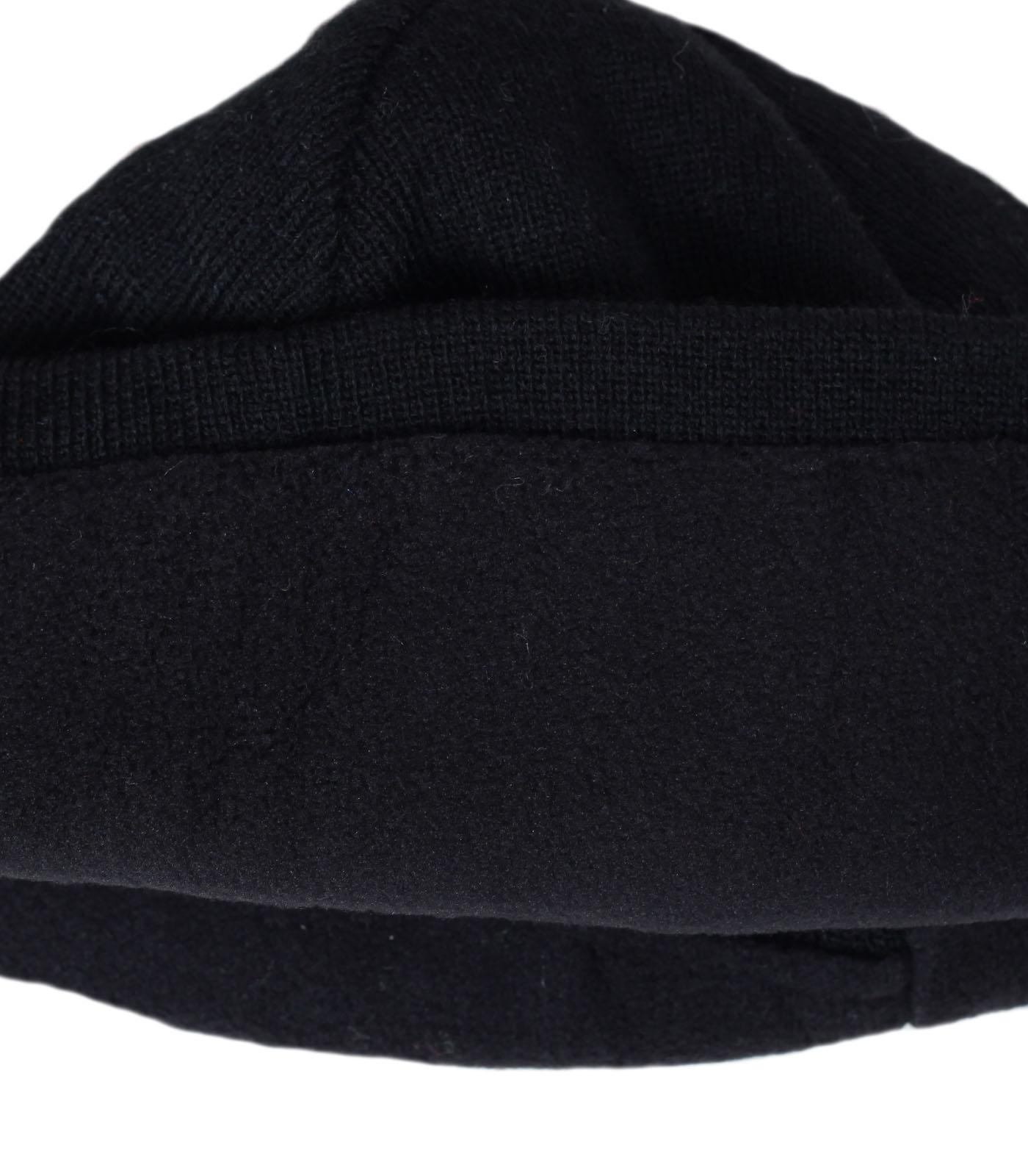 Фирменная мужская шапка CTC на флисе. Очень теплая модель на все случаи жизни