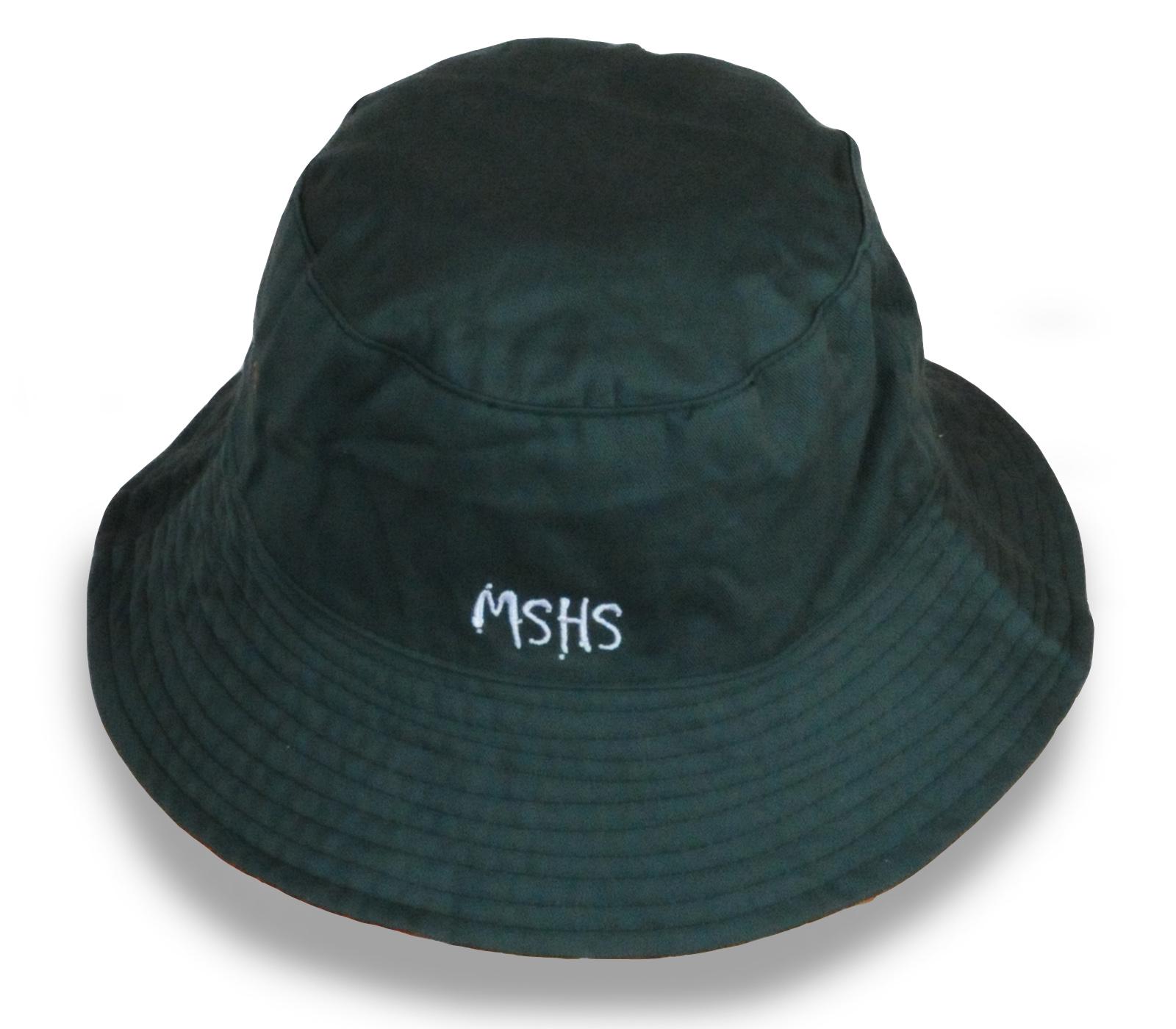 Фирменная панама MSHS