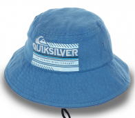 Фирменная шляпа  QUIKSILVER. Качественный хлопок, отличная цена
