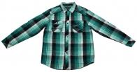 Фирменная рубашка Machine из натурального хлопка