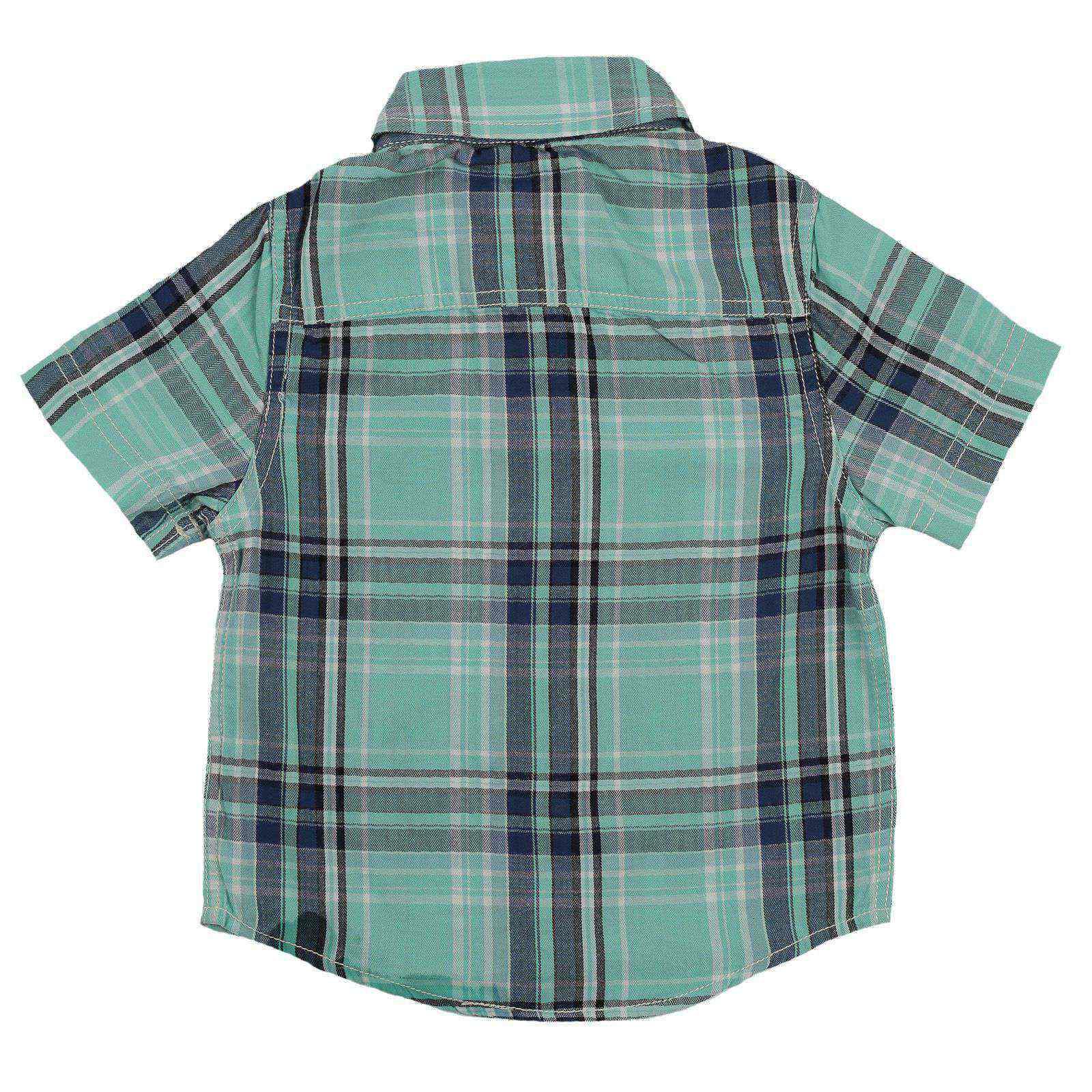 Фирменная рубашка от австралийского бренда Baby Harvest №20