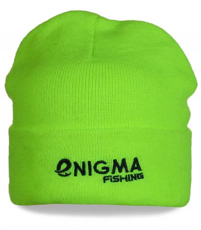 Фирменная шапка Enigma Fishing для рыбаков и не только