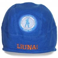 Фирменная шапка Liuna! - теплая спортивная модель универсального размера