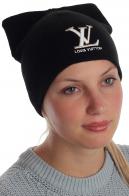 Фирменная шапка Louis Vuitton. Эксклюзивно для стильных девушек!