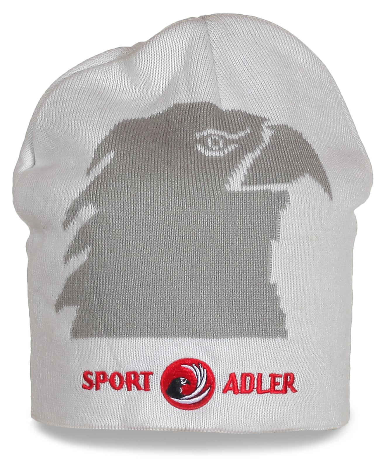 Фирменная шапка Sport Adler. Поклонники оценят!