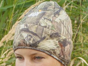Фирменная шапочка камуфляж SUY – модель Realtree