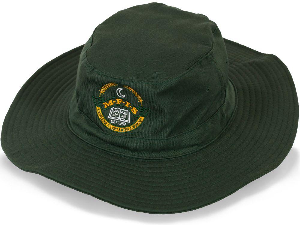 Фирменная шляпа для паркового отдыха