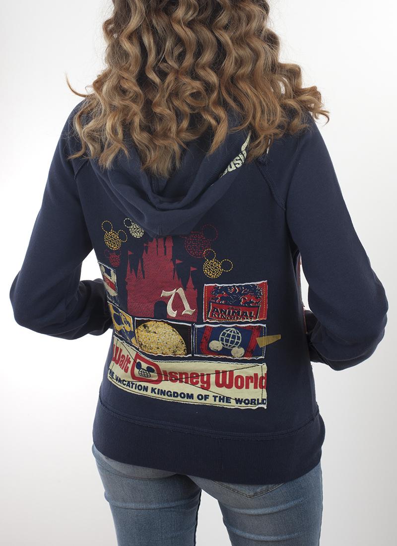 Недорогая одежда на осень-зиму для девушек и женщин от ТМ Disney Parks