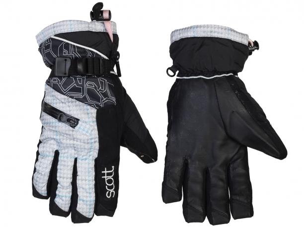 Фирменные перчатки Scott