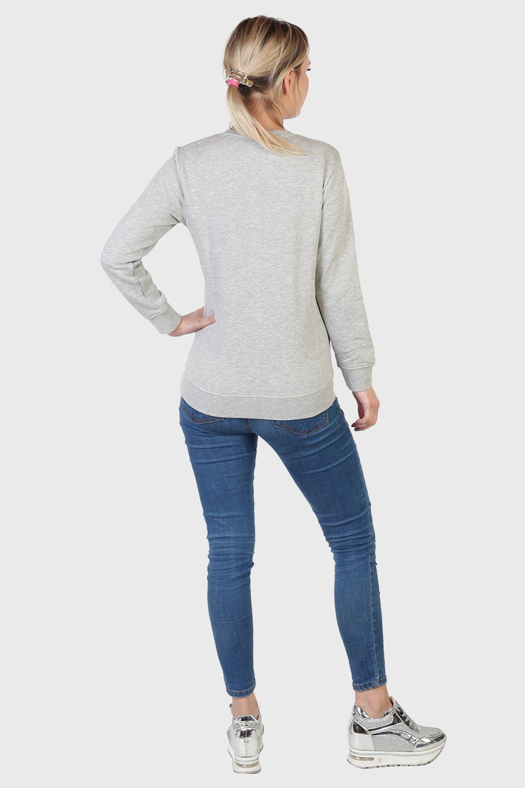 Фирменный женский реглан Pepe Jeans