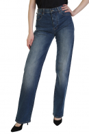 Женские фирменные джинсы классика