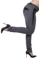 Фирменные женские джинсы Sheego в обтяжку.