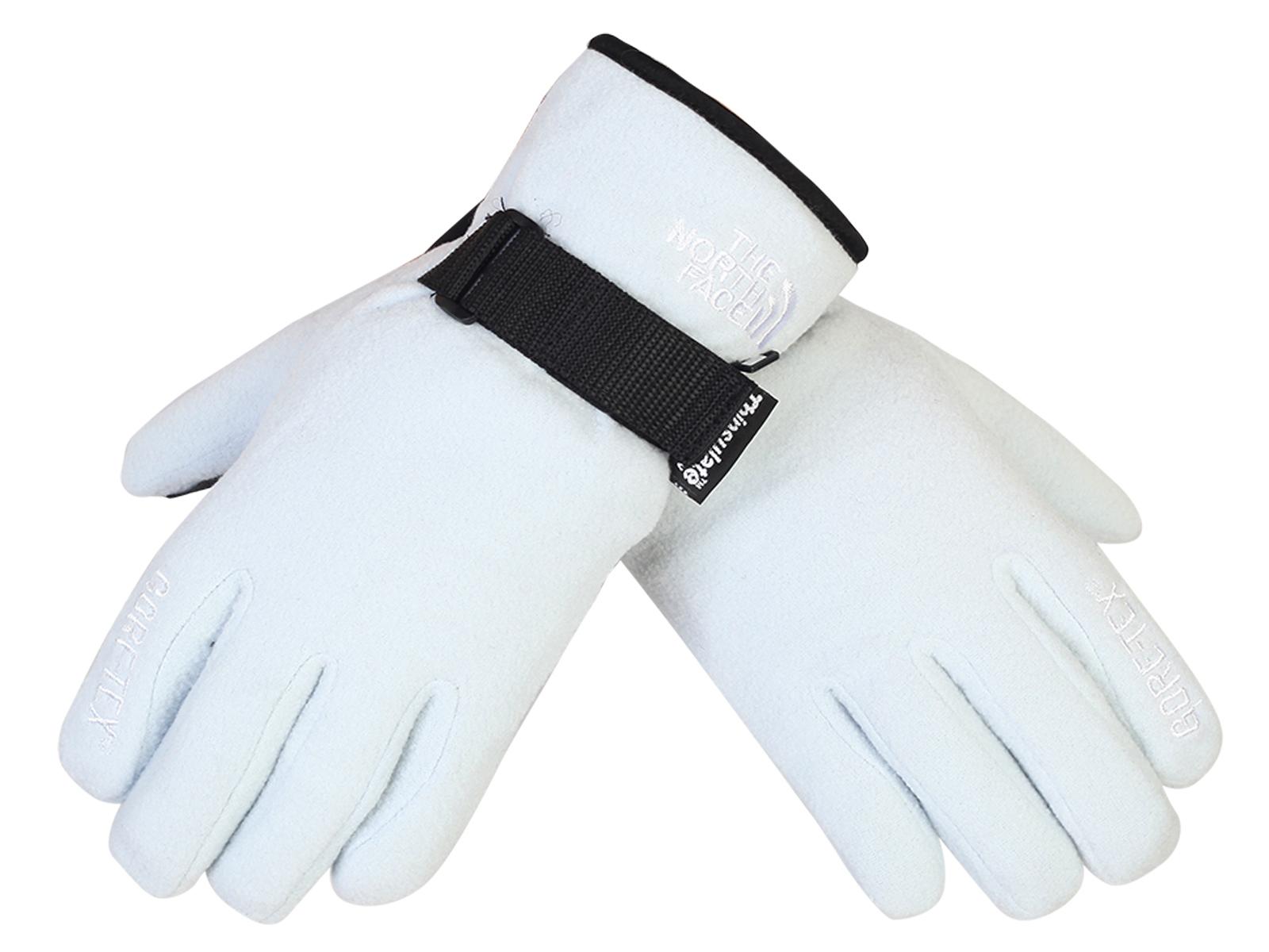 Фирменные перчатки The North Face